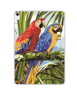 Photo Print Silicone iPad case | MF148