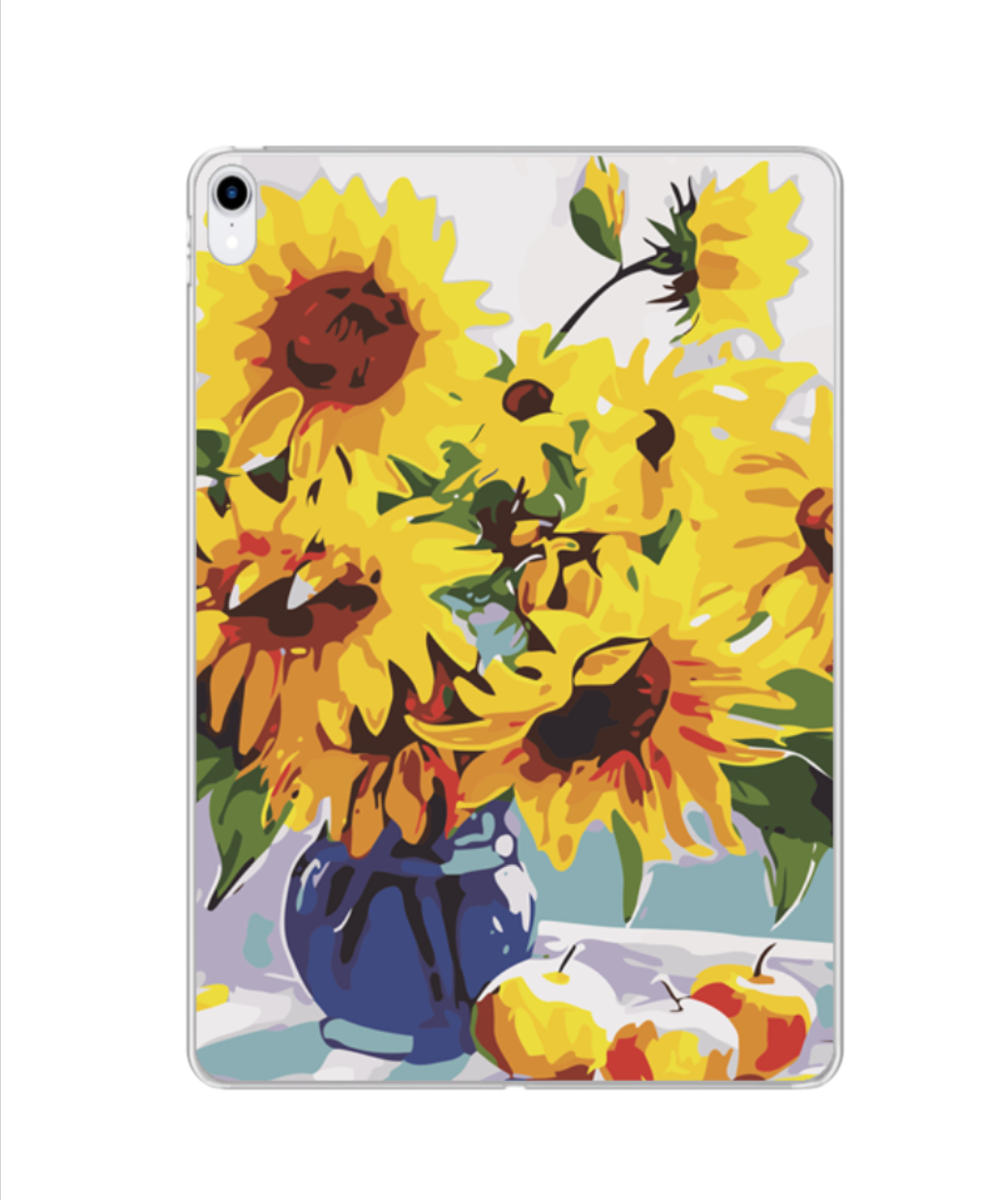 Photo Print Silicone iPad case | MF255