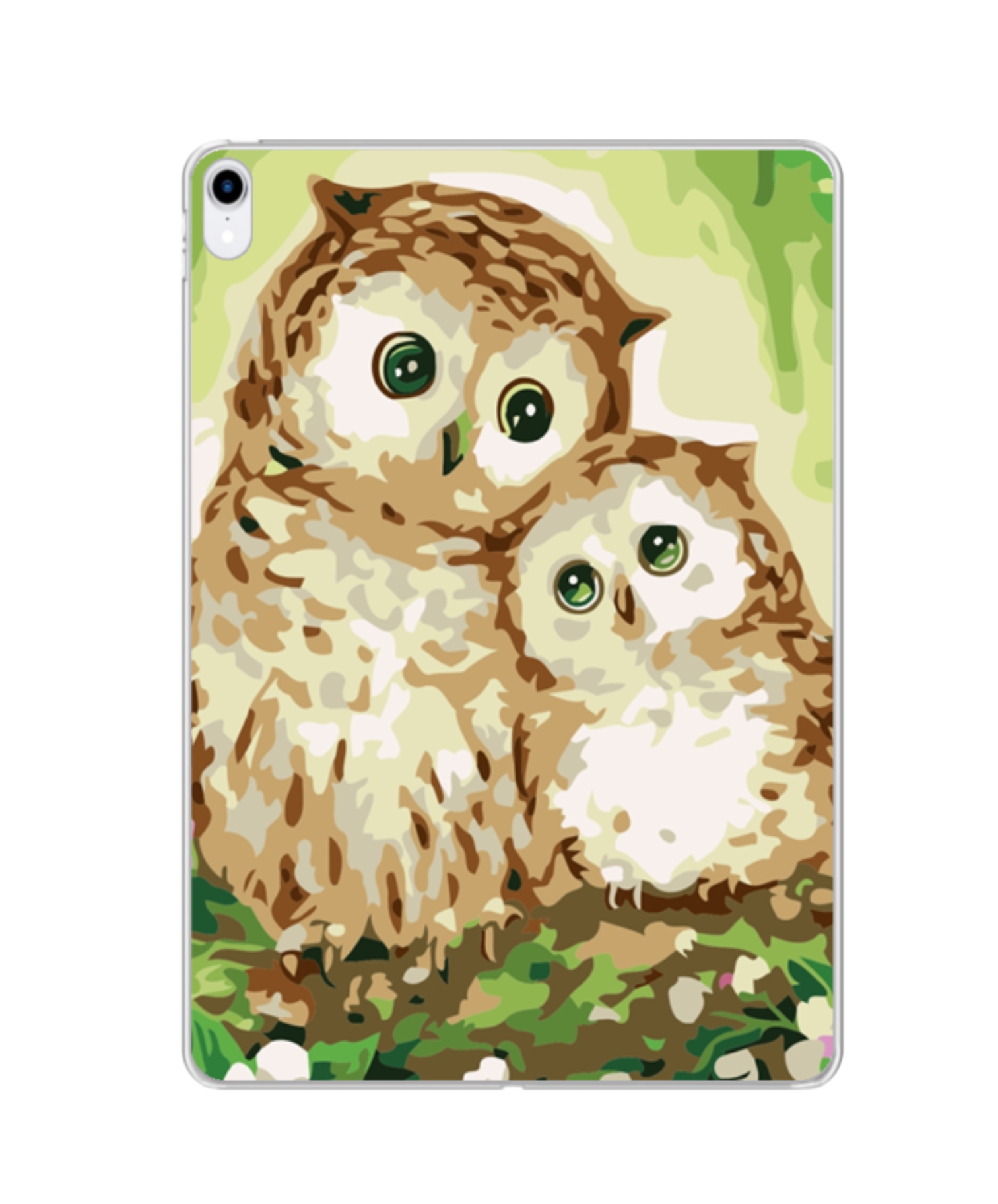 Photo Print Silicone iPad case | MF352