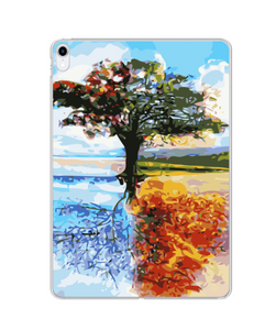 Photo Print Silicone iPad case | MF384