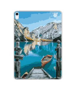 Photo Print Silicone iPad case | TY12