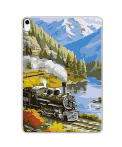Photo Print Silicone iPad case | TY53