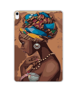 Photo Print Silicone iPad case | TY70