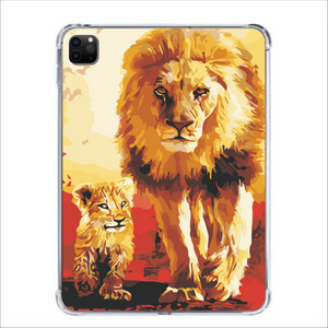 Paint Graphic S1025 | iPad Silicone case