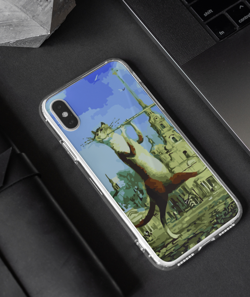 Custom UV Print Anti Shock Case | MF074