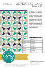 Adventure Land PDF Quilt Pattern