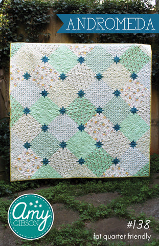 Andromeda Quilt PDF Pattern