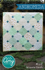 Andromeda Quilt Paper Pattern
