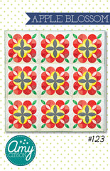 Apple Blossom Quilt PDF Pattern