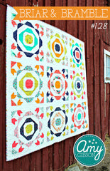 Briar & Bramble Quilt Paper Pattern