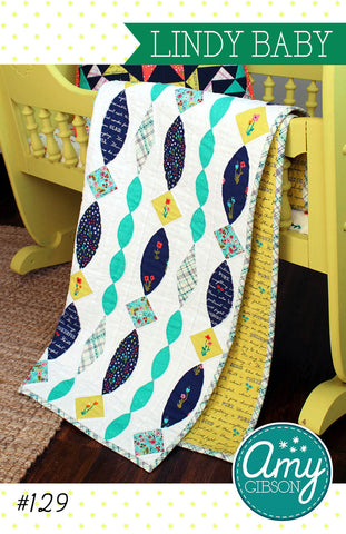 Lindy Baby Quilt PDF Pattern