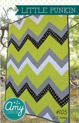 Little Punkin Quilt Pattern