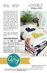 Loverly Quilt PDF Pattern