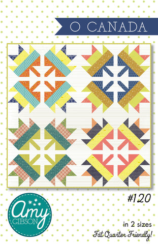 O Canada Quilt Pattern