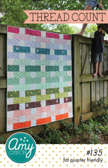 Thread Count Quilt PDF Pattern