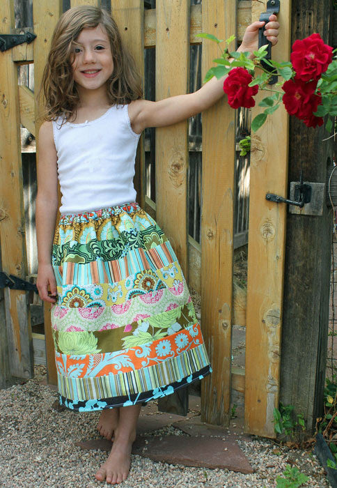 Reversible Jelly Bean Skirt