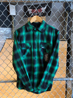 CREATURE DAMNED FLANNEL