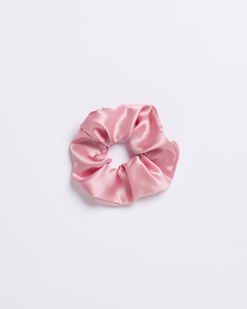 Fancy Silk Scrunchie