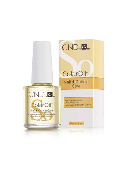 CND SolarOil Cuticle Oil