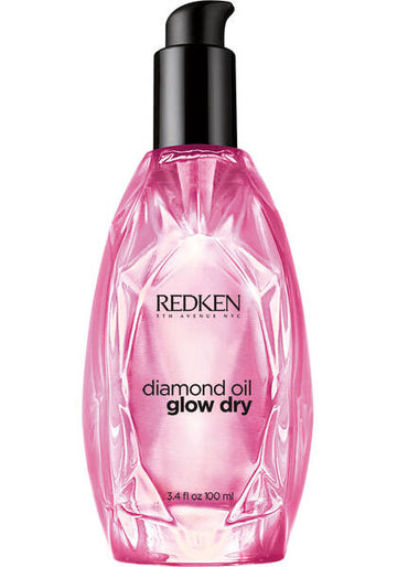 Redken Diamond Oil Glow Dry Style Enhancing Oil