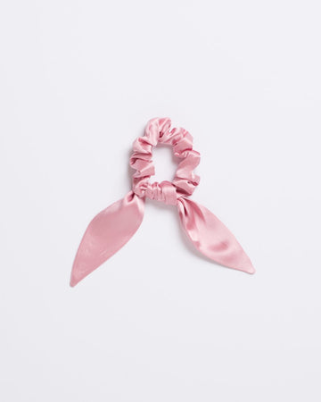 Scrunchie with Tie (Silk)