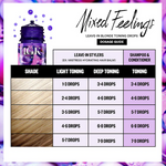 IGK Mixed Feelings Leave-In Blonde Toning Drops