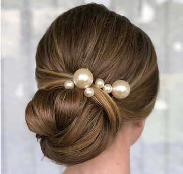 Queen Elizabeth - Pearl Hair Pins