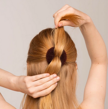 Kitsch Mini Bun Forms - Brown