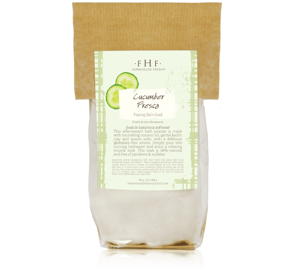 Farmhouse Fresh Fizzing Bath Soak