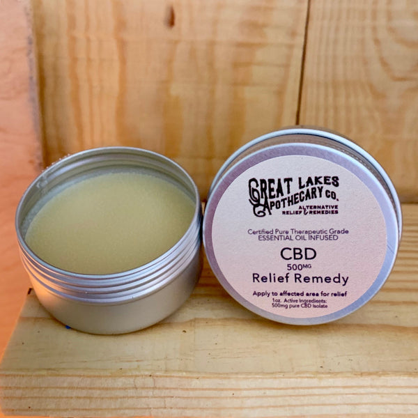 CBD Relief Remedy - Pain Balm