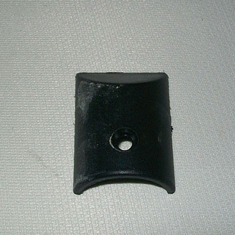 Over Lapping End Cap (Black)
