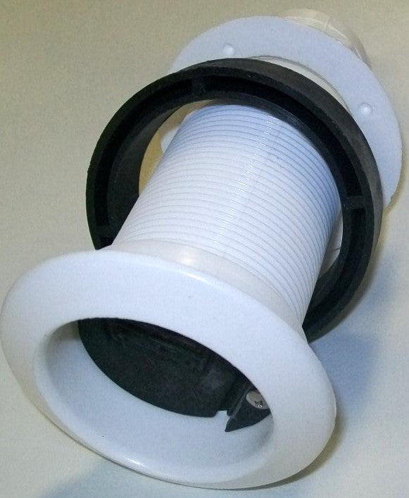 Scupper Plastic Threaded 1 1/2""