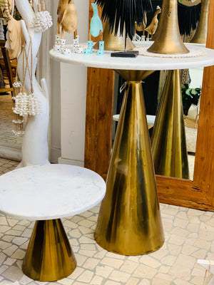 MARBLE PALAZO BAR TABLE