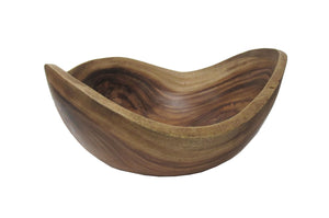 CABO WOODEN FRUIT BOWL