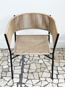 AMALFI INDOOR OUTDOOR DINING CHAIR