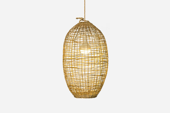 BUNGALOW OVAL PENDANT LIGHT