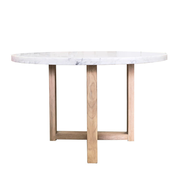 BYRON MARBLE DINING TABLE