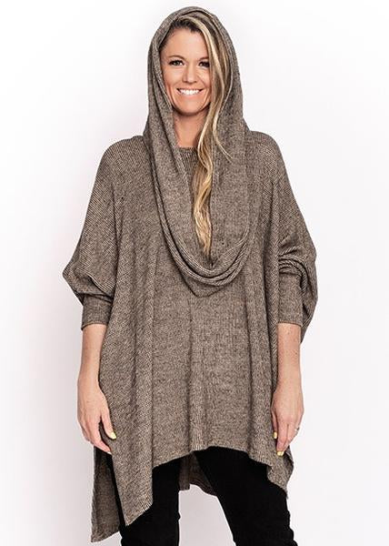 ASSISI PONCHO