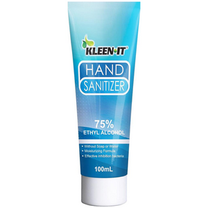 Gel Hand Sanitizers (Case of 120 Travel size tubes)