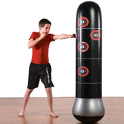Bounce Back Boxing Standing