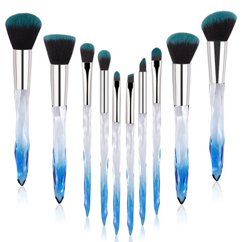 10pcs Makeup Brush Soft Type