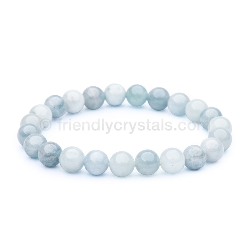 Aquamarine Power Bracelet