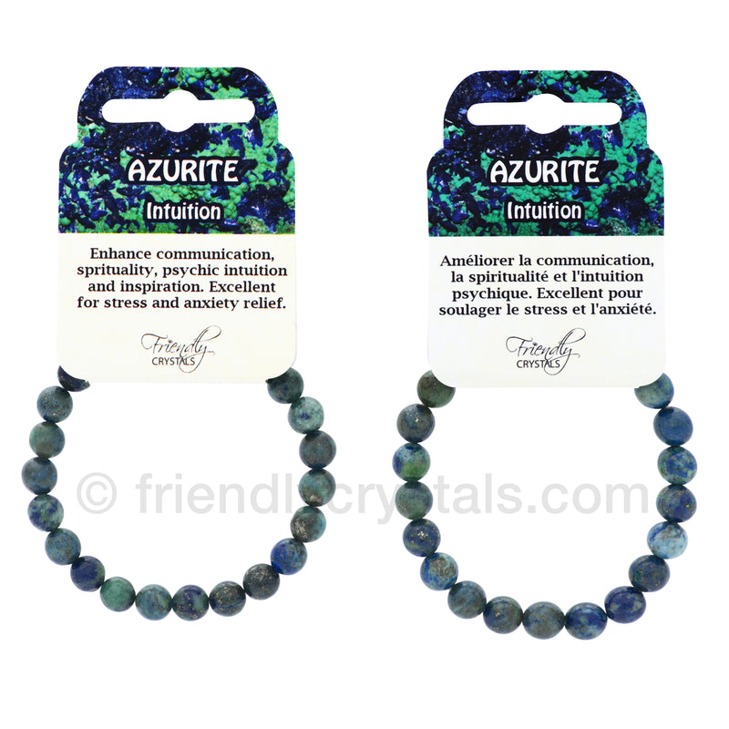 Azurite Power Bracelet