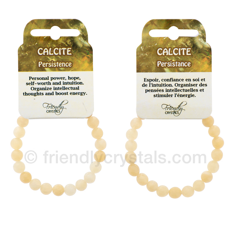 Calcite Power Bracelet