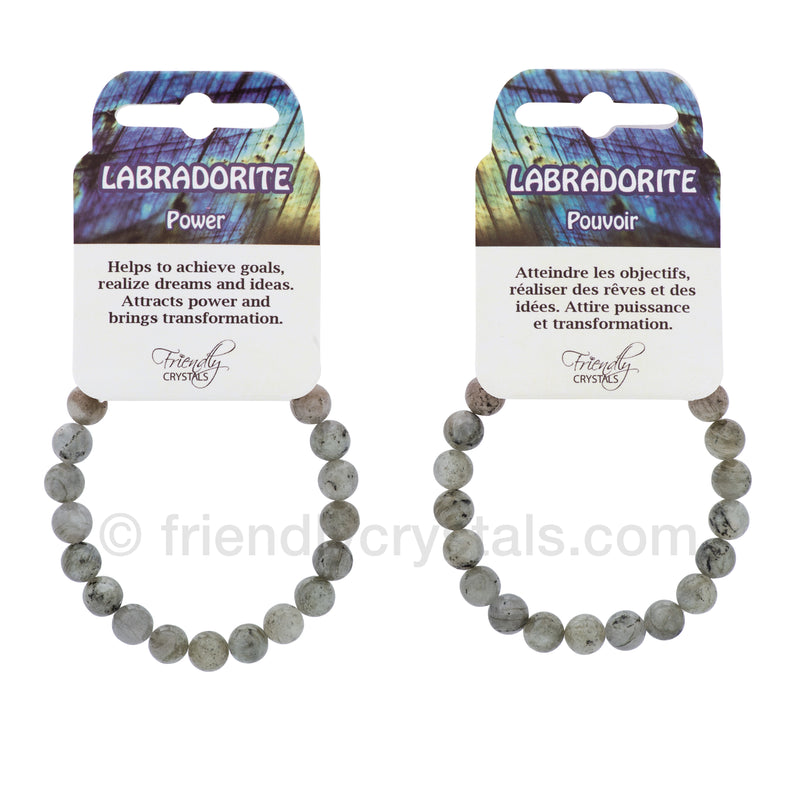 Labradorite Power Bracelet