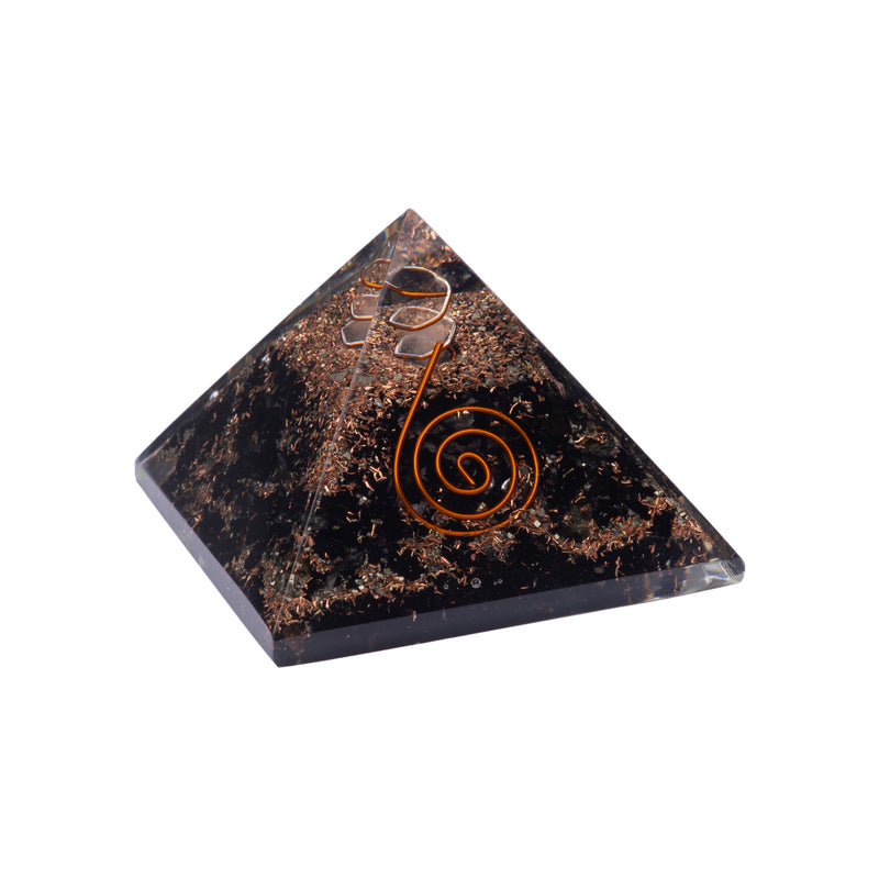 Black Tourmaline Pyramid 55-60 mm
