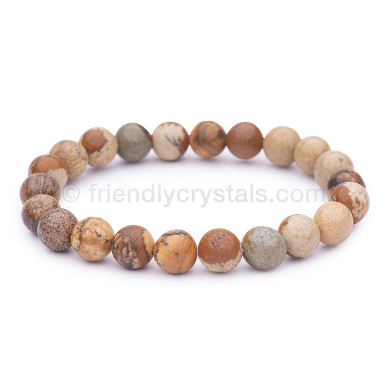 Picture Jasper Power Bracelet