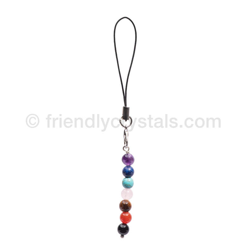 7 Chakra Power Charm - Pack of 12