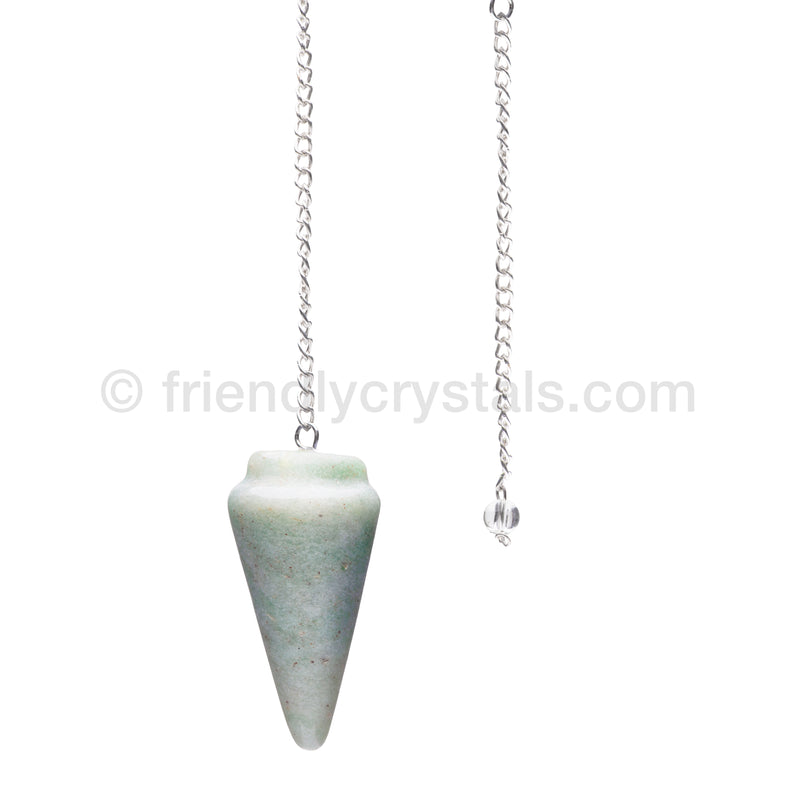 20 Assorted Stones Pack - Pendulums Simple