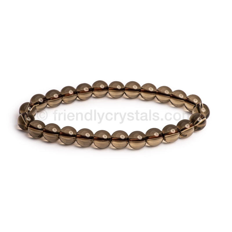 Smoky Quartz Power Bracelet
